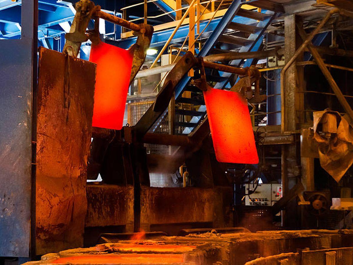 Foto: Planta de tratamiento de cobre de Atlantic Copper