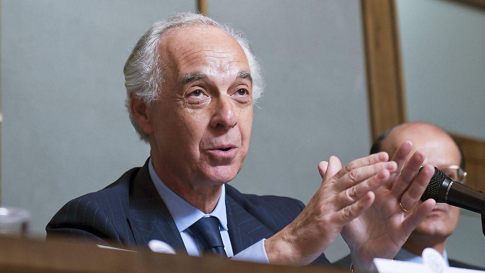 Foto: Ángel Corcóstegui, socio de Magnum Capital. (EFE)