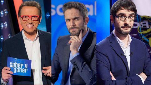 'Pasapalabra', '¡Boom!' y 'Saber y ganar', a examen. ¿Cuál es el concurso más difícil de la TV española?