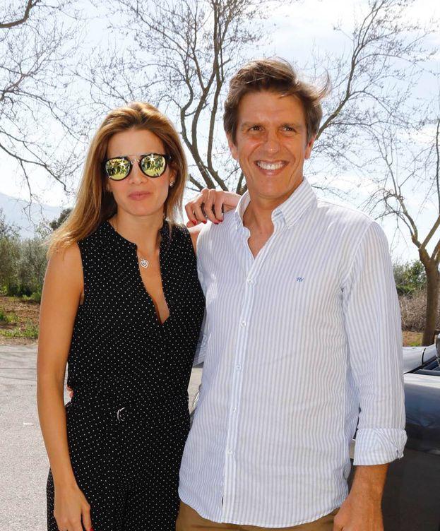 Foto: Virginia Troconis y Manuel Díaz en una imagen de archivo. (Gtres)