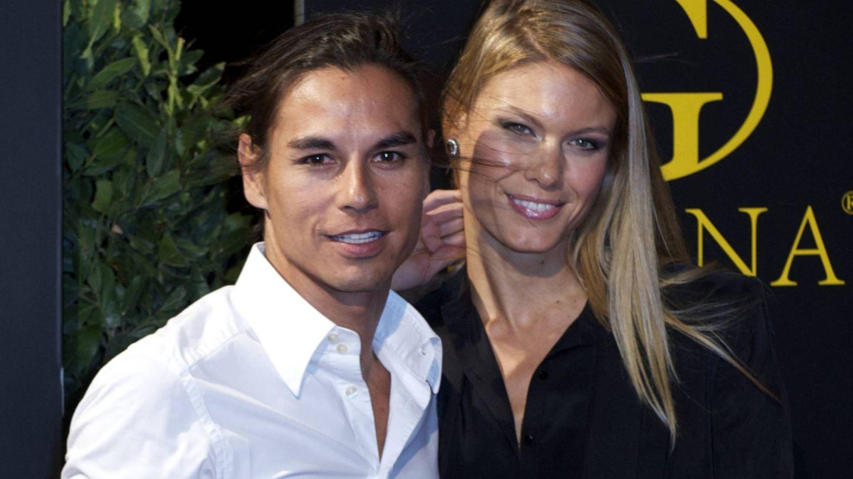 Julio José y Charisse, en una imagen de archivo. (CP)