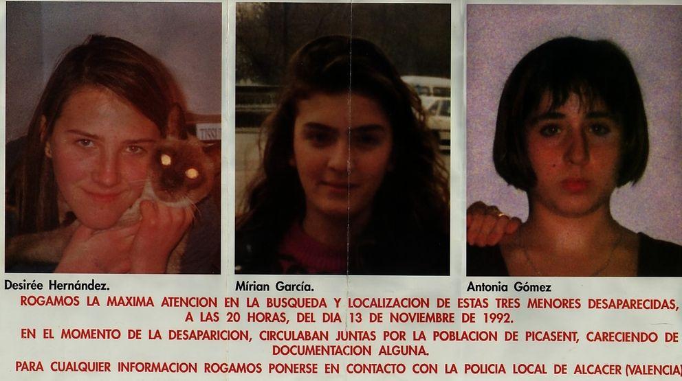 Las niñas de Alcàsser.