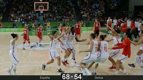 El baloncesto femenino logra el mayor éxito de su historia, la final en los Juegos
