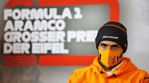 Las 'travesuras' de Carlos Sainz en el mítico Nurburgring: Que me quiten lo 'bailao