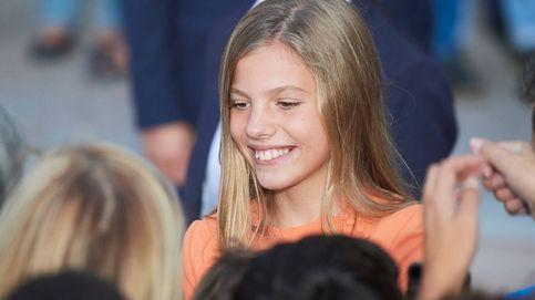 Sofía, la infanta superventas: los tres looks (de Inditex) que superan en cifras a Leonor