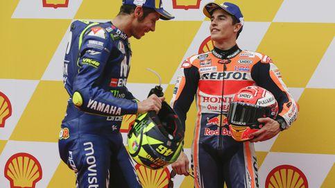 El cambio de opinión de Rossi con Márquez: ya no es un piloto peligroso, sino valiente