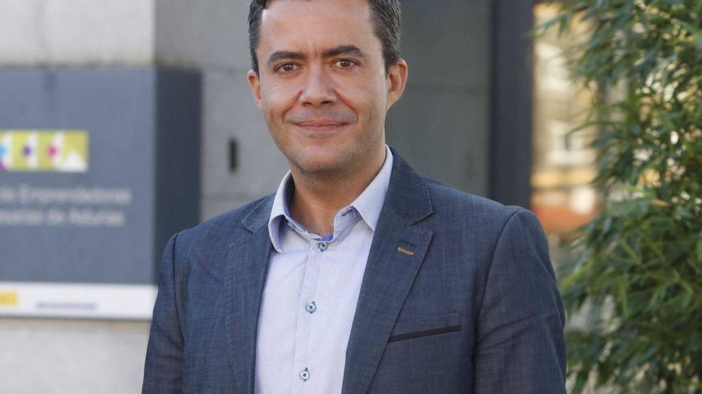 Foto: Diego de Isabel La Moneda, director del foro NESI e impulsor de la iniciativa 'Plan A, economía para la vida'.