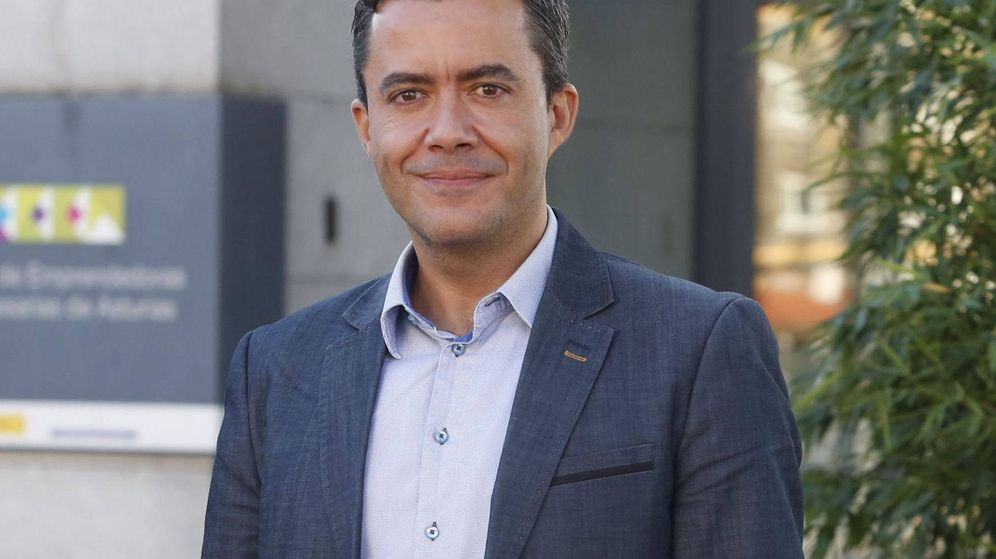 Foto: Diego Isabel La Moneda, fundador de NESI.