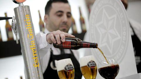 La bajada del turismo golpea a Estrella Galicia, la cervecera que más crece