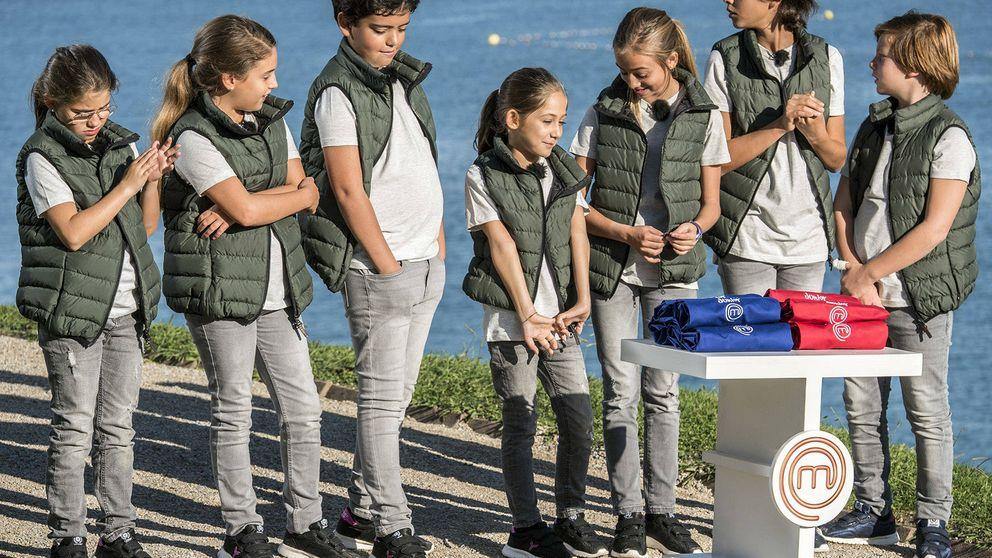 TVE la lía al publicar por error un vídeo con los finalistas de 'MasterChef Junior'