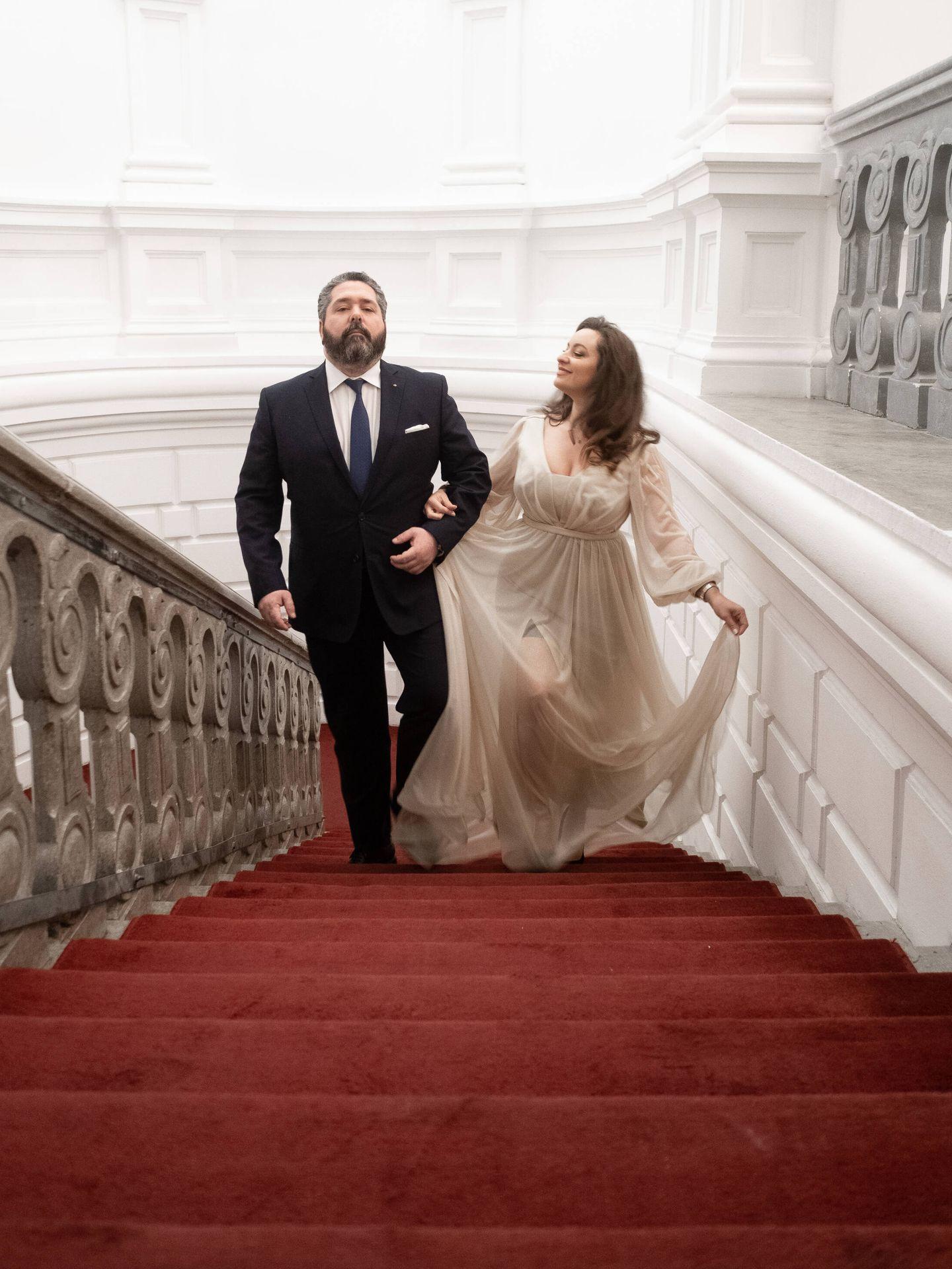 El 1 de octubre es la boda más esperada de las últimas décadas en Rusia. (Foto: Cancillería de la Casa Imperial de Rusia)