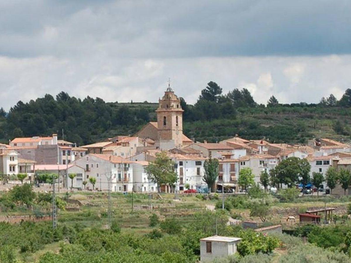 Foto: Zucaina. (Ayuntamiento de Zucaina)