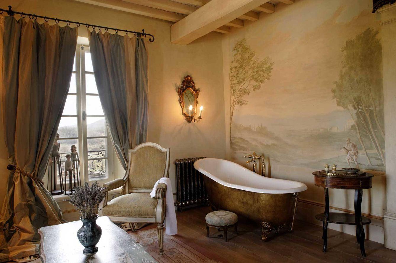 Foto: El Borgo Santo Pietro es una joya de anticuario en la Toscana