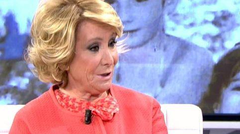 Twitter- Esperanza Aguirre 'incendia' la Red al aparecer en '¡Qué tiempo tan feliz!'