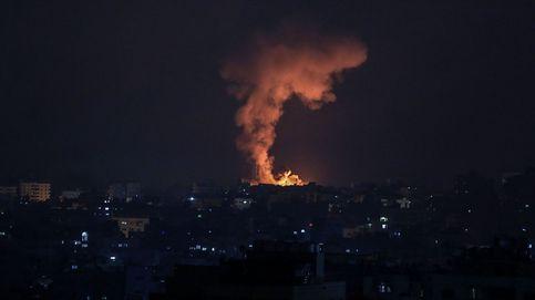 Tres cohetes lanzados desde Siria hacia Israel en plena escalada con Gaza