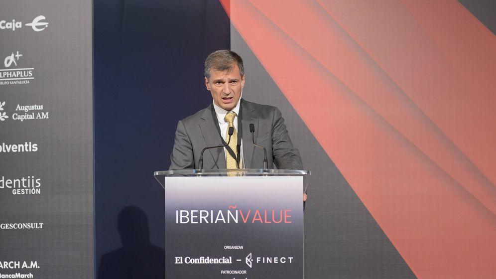 Foto: Ricardo Seixas, fundador y consejero delegado de Fidentiis Gestión.