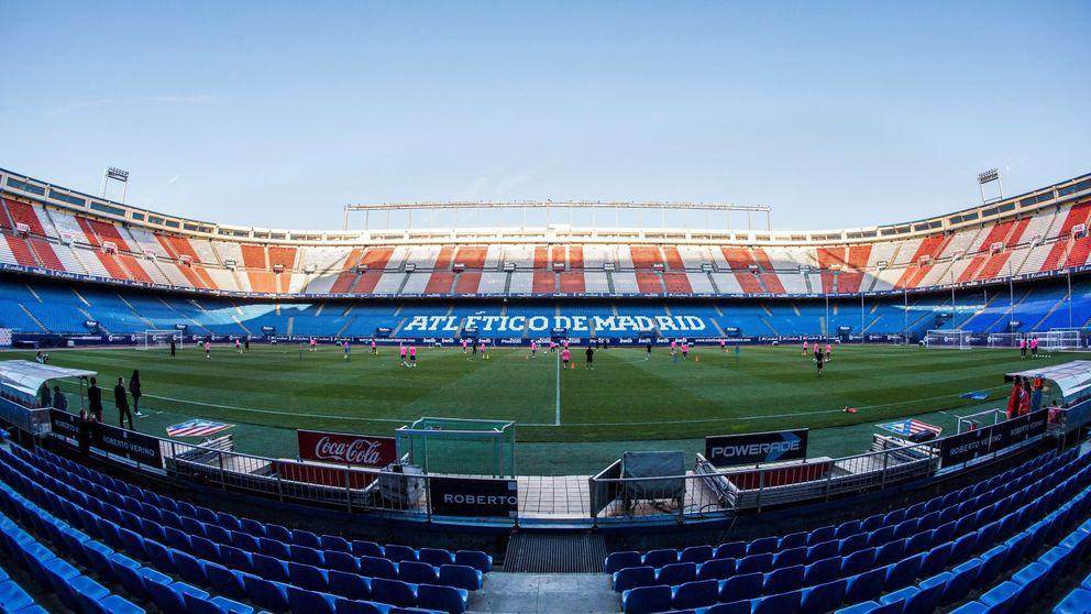 El Atleti quiere (y necesita) más dinero: retrasa a junio la operación Calderón