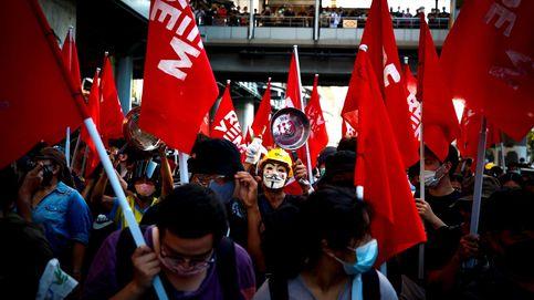 Protestas contra el Gobierno de Tailandia