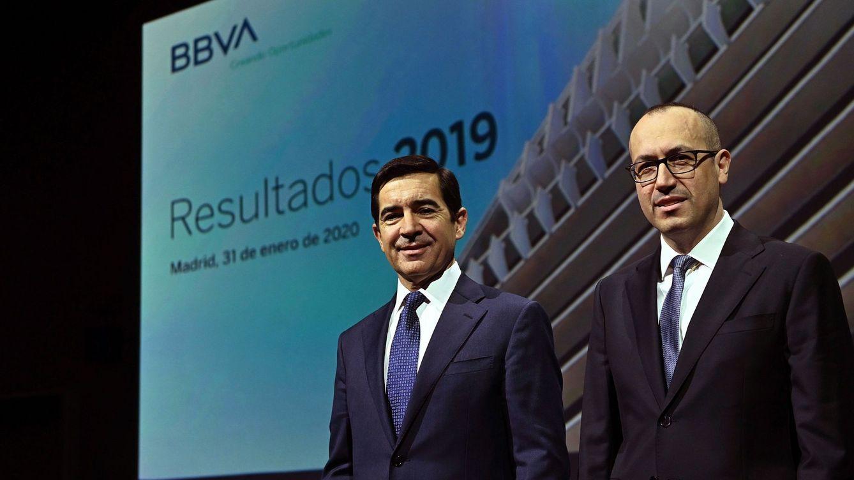 Torres (BBVA) gana 7,4 millones, un 25% más que como CEO y un 45% más que FG