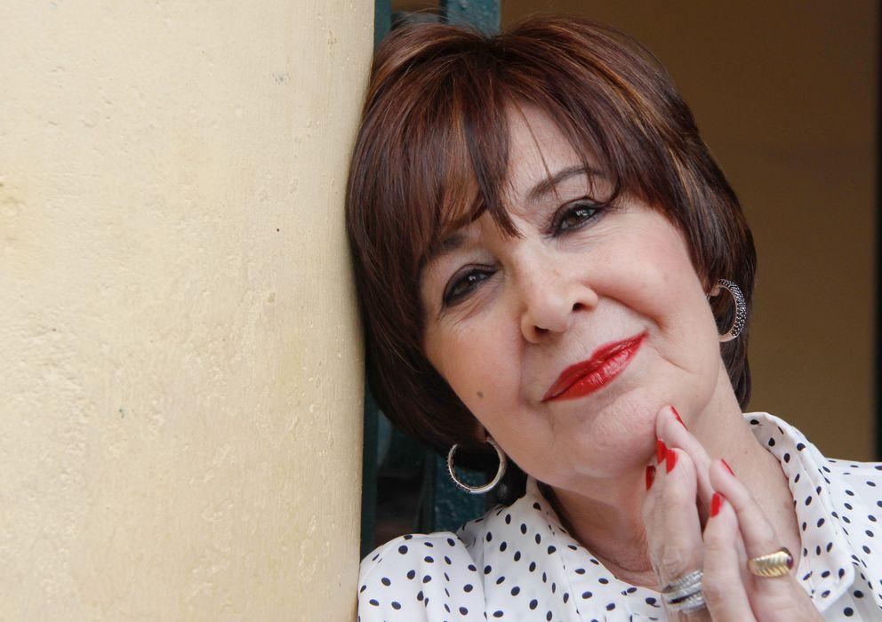 Foto: La actriz Concha Velasco en una imagen de archivo en Sevilla (Gtres)
