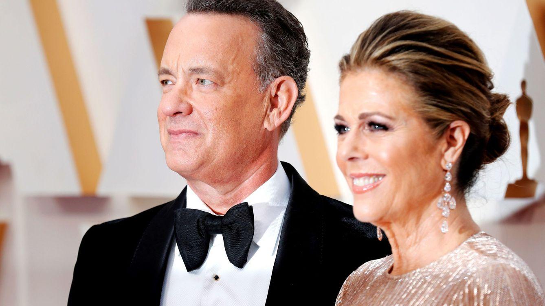Tom Hanks y Rita Wilson: más de 30 años  unidos en la salud... y en el coronavirus