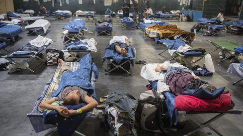 La primera tanda de ayuda del Gobierno sólo duplica las plazas de acogida de las ONG