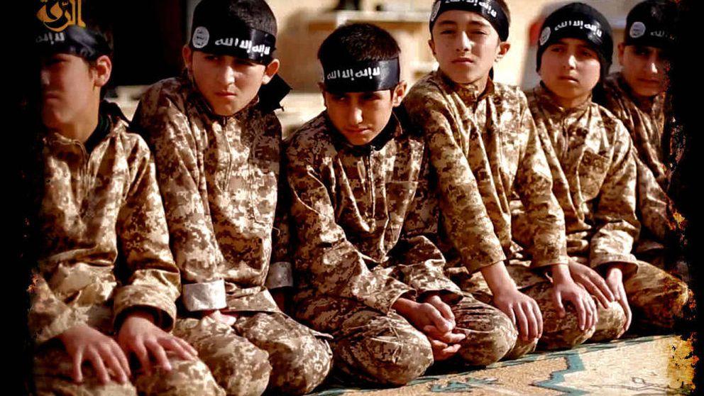 Europa recibe a los niños retornados del Califato