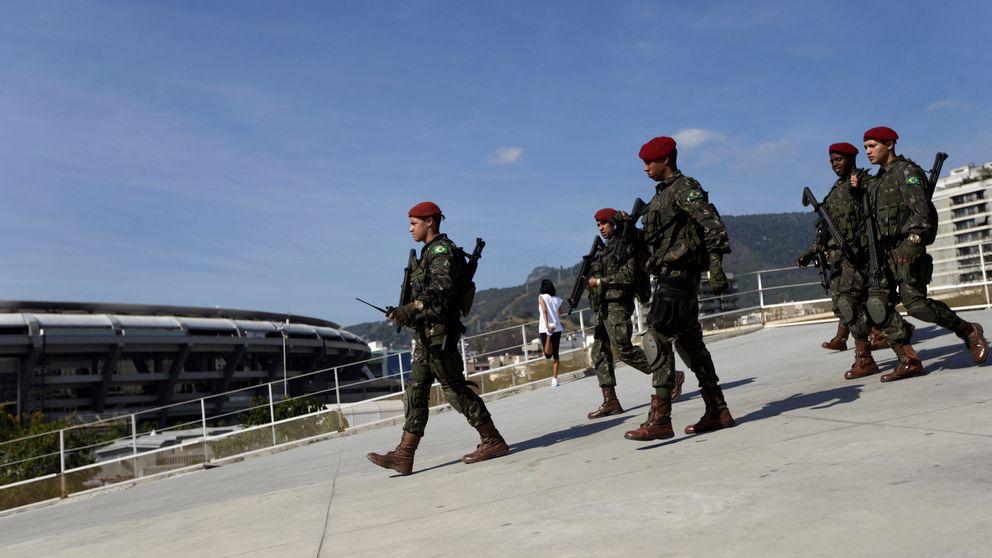 Tres guardias civiles españoles reforzarán la seguridad en los Juegos