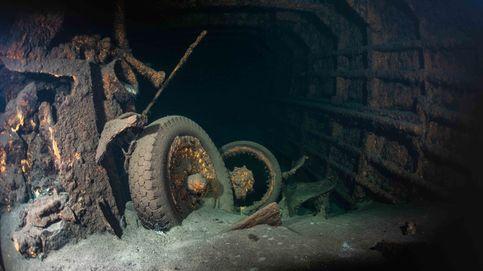 Un naufragio nazi podría ocultar los tesoros robados de la mítica Cámara de Ámbar