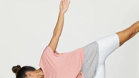 Las camisetas dobles de oferta de Oysho son la clave para un look sporty perfecto