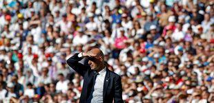 Post de Zidane queda señalado y mantiene vivo el debate que abrió sobre su continuidad