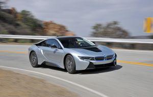 BMW i8, deportivo y ecológico a partes iguales