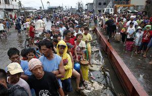 El tifón Haiyan arrasa Filipinas: las imágenes de la tragedia