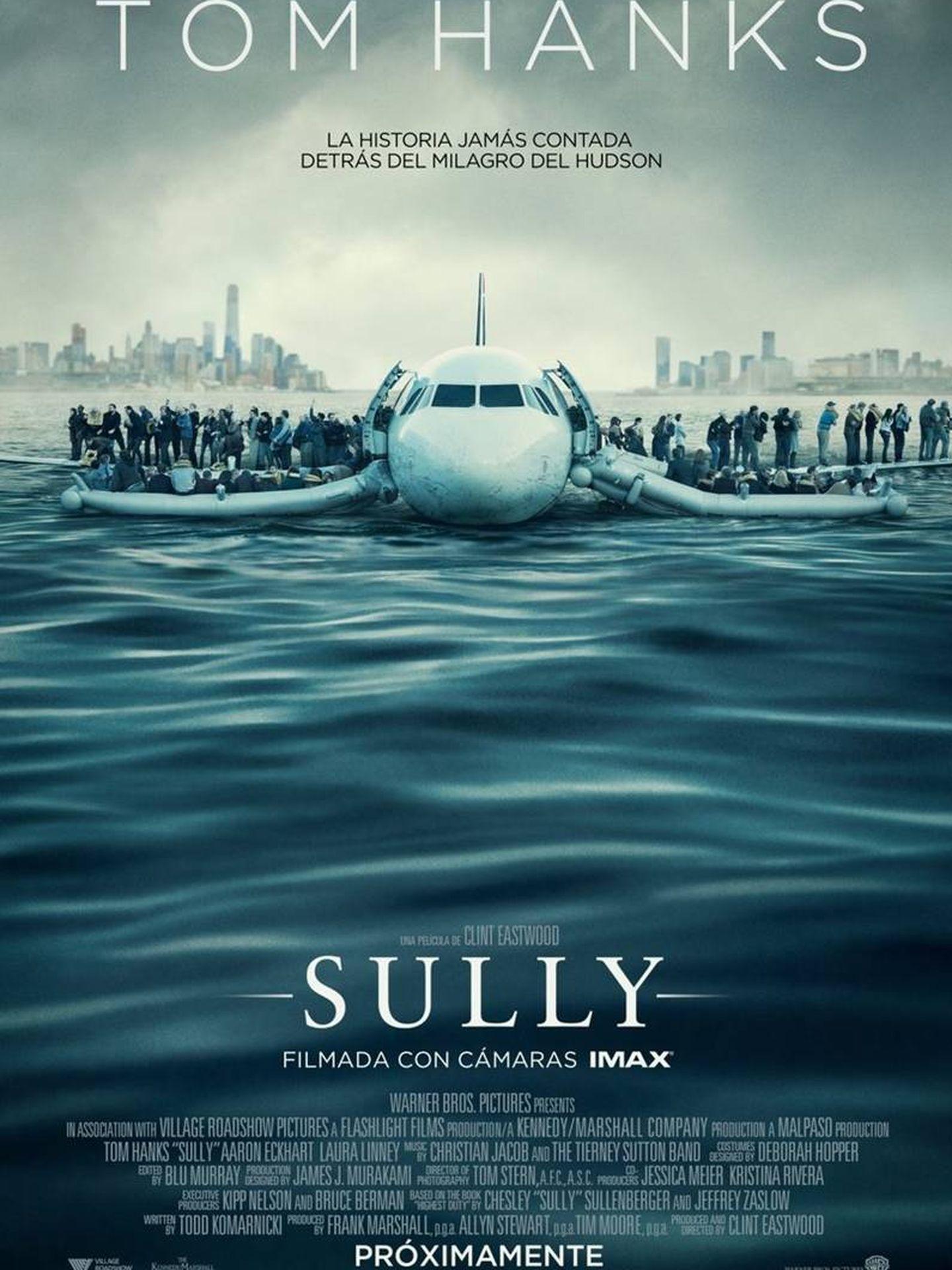 Cartel de 'Sully'.