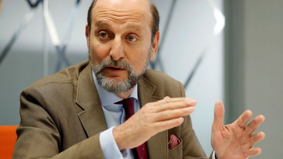 El presidente de la SGAE: No he hecho nada irregular ni ilegal