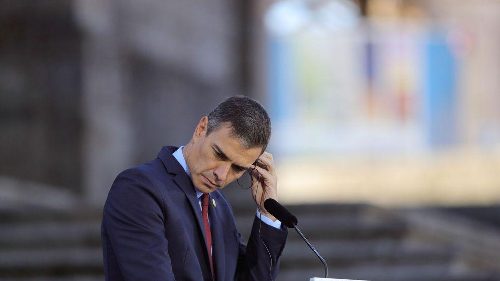 La desconfianza en Sánchez se dispara en la segunda ola del covid tras caer en la primera