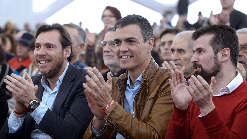 Sánchez plantea limitar a 90 días la labor de las gestoras y tejer pactoscon Podemos