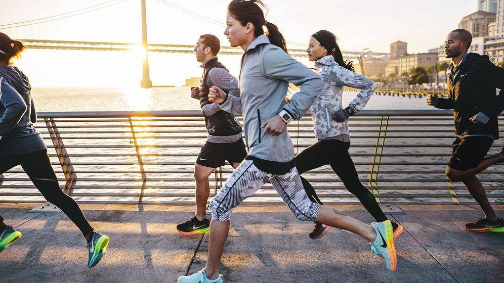 Foto: Solo no puedes, con amigos sí. (Foto: Nike)