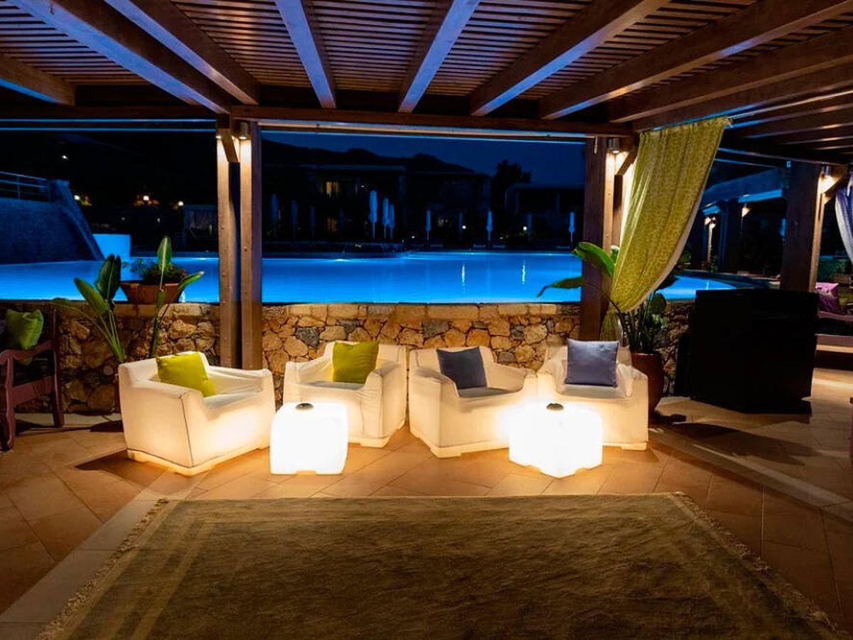 Foto: Las mejores luces LED de Amazon para iluminar la terraza (Pixabay)