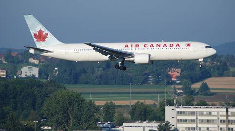 Aterrizaje con el motor y el tren dañados: a qué se enfrentaban los pilotos de Air Canada