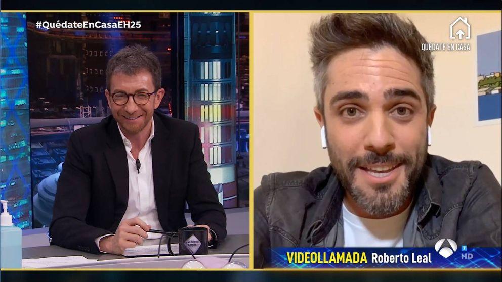 La pregunta de Motos a Roberto Leal que ha indignado a la audiencia del programa