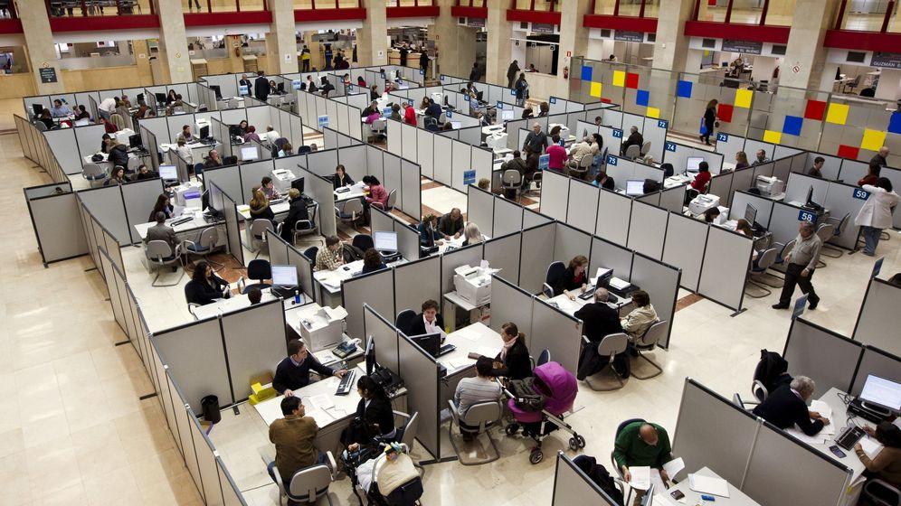 Hacienda la agencia tributaria pagar hasta 550 euros la hora si los inspectores cumplen objetivos - Oficinas de la agencia tributaria ...
