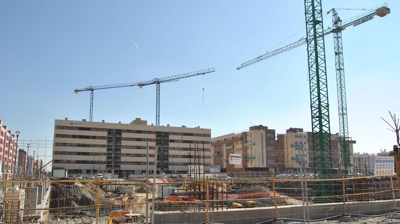 Foto: Apenas 800 viviendas nuevas a la venta en Madrid capital. Fuente: E.S.