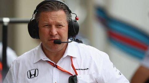 El mensaje en forma de bomba de Zak Brown (jefe de McLaren) a la Fórmula 1
