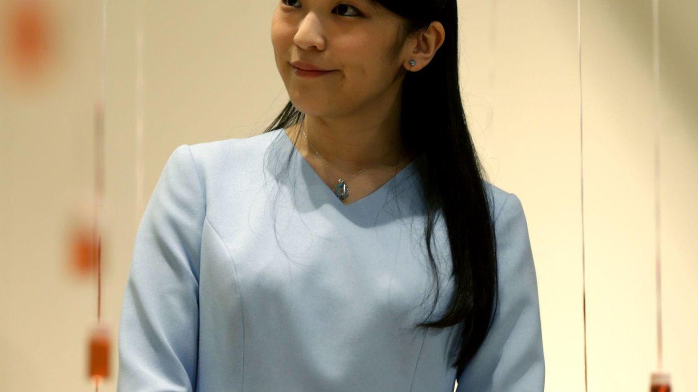 La princesa Mako de Japón en una imagen de archivo. (EFE)