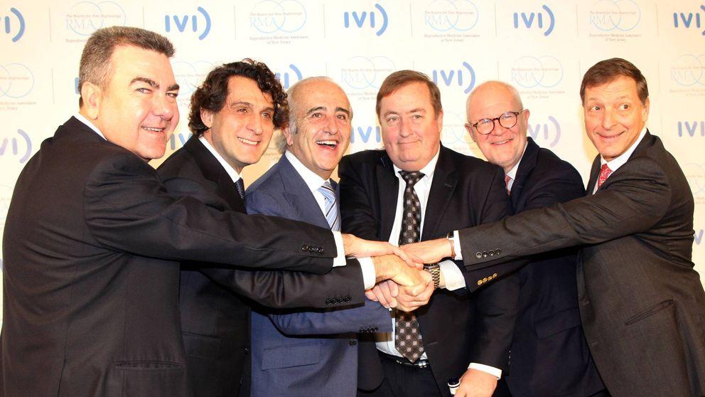 Los fundadores del IVI dan el control al socio americano para acceder a EEUU