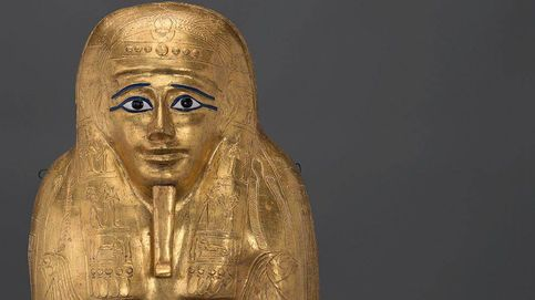 El viaje clandestino del sarcófago robado que acabó expuesto en el Met de Nueva York