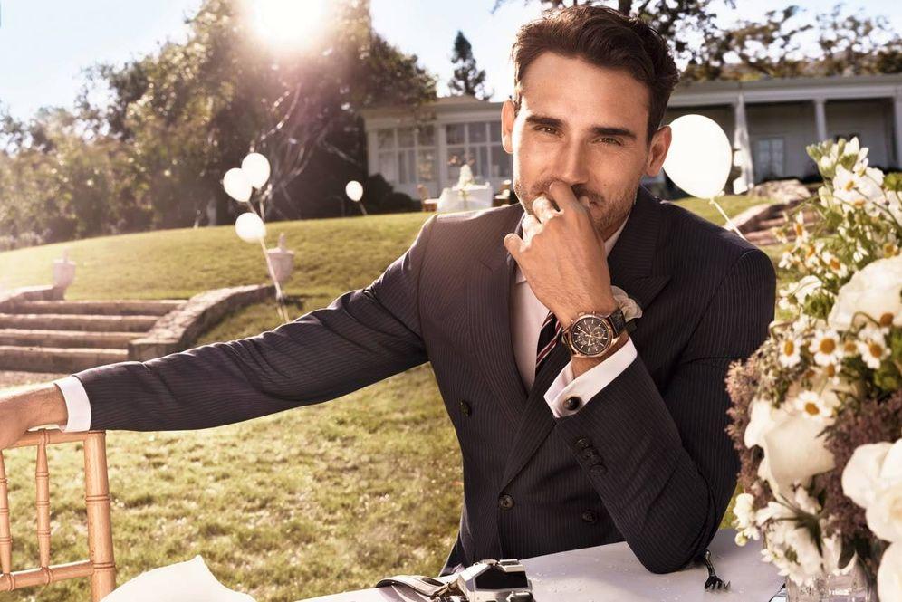 Foto: Trucos para ser el invitado de boda perfecto invirtiendo en un solo traje. (Foto: Tommy Hilfiger)