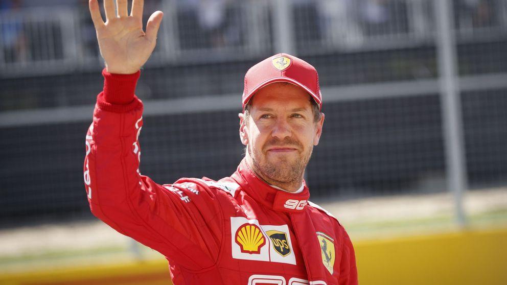 El portazo de Red Bull a Vettel que podría acabar como Fernando Alonso y Renault