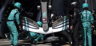 Post de El truco de Mercedes opor qué veinte ingenieros meditan en horas laborales